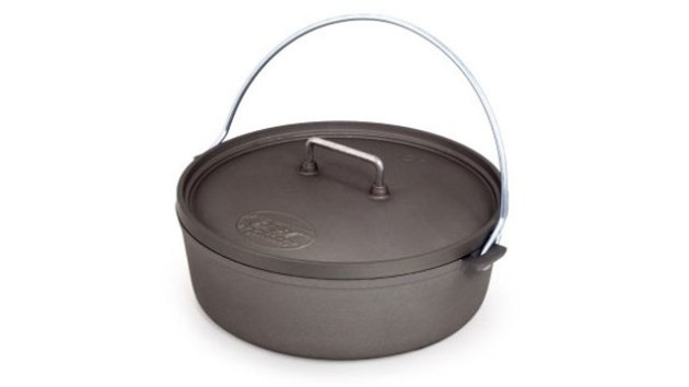 GSI 12-Inch Hard Anodized Dutch Oven.