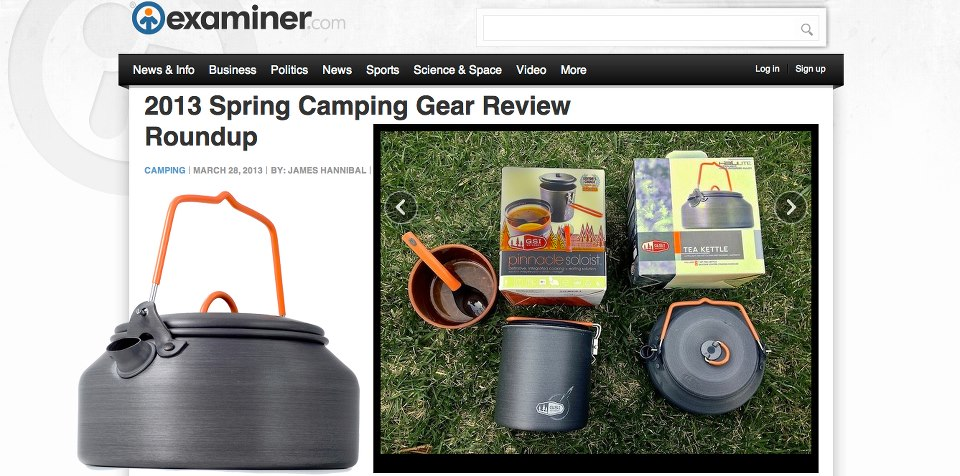 new arrival 361fc e1fbf 2013 Spring Camping Gear Review Roundup: GSI Outdoors ...