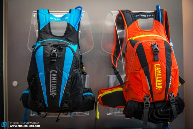 The new Skyline and Soltice packs use the new Low Rider harness to take the weight lower on the riders back.