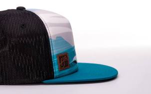 The o54 Sublimated Trucker w/ Patch