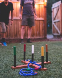 Freestyle Ring Toss