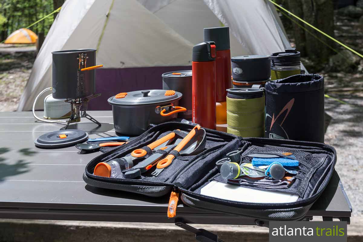 info for 7ff4b cf038 Camp Kitchen with GSI Outdoors | Pacific Rep Works