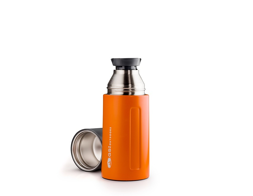 Lightweight, Packable Vacuum Bottle