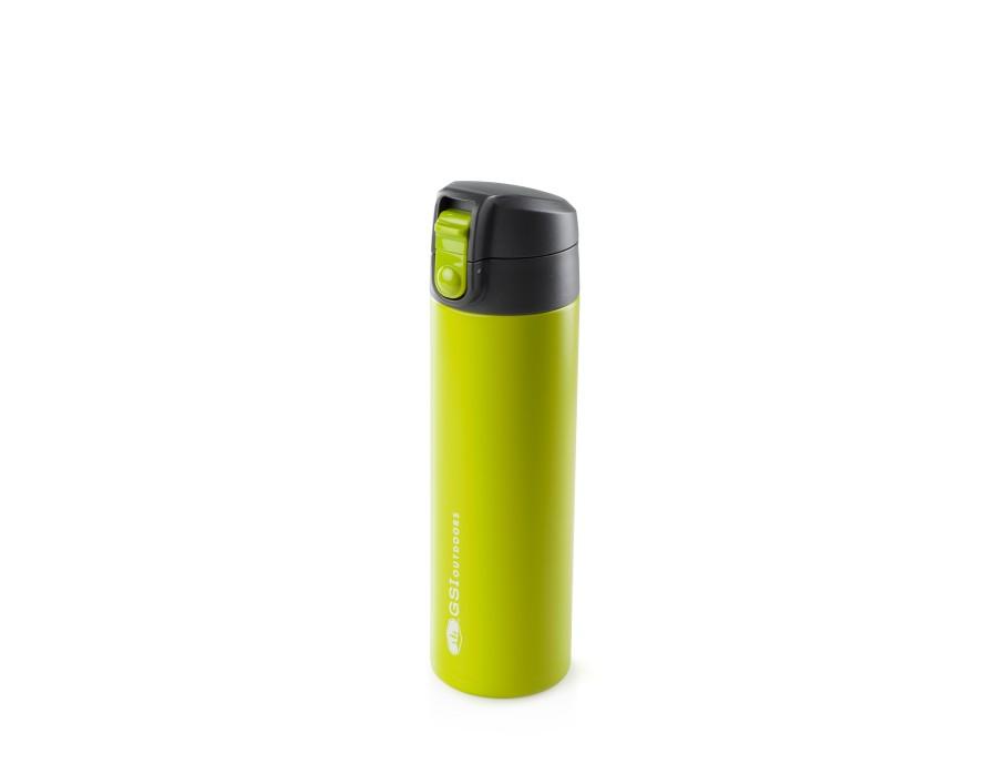 Unimaginably Light, Locking, Flip-Top Vacuum Bottle