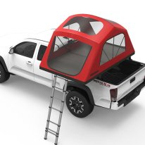 """Sits 13"""" above bed's side rails—ideal for rooftop tent placement"""